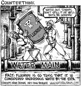 English Agency Recommends Mass Fluoridation