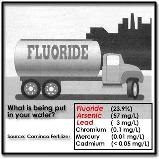 Tacoma Stopped Fluoridating And Blood Lead Levels Went Down